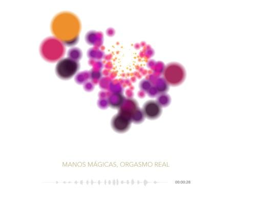 MANOS MÁGICAS, ORGASMO REAL2